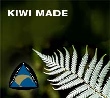 100 percent kiwi made