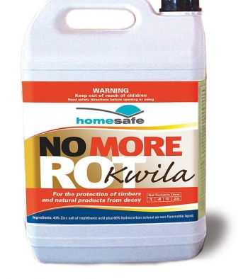 No More Rot KWILA