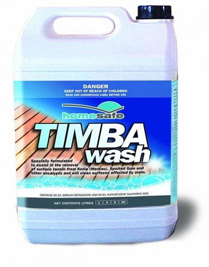 TimbaWash