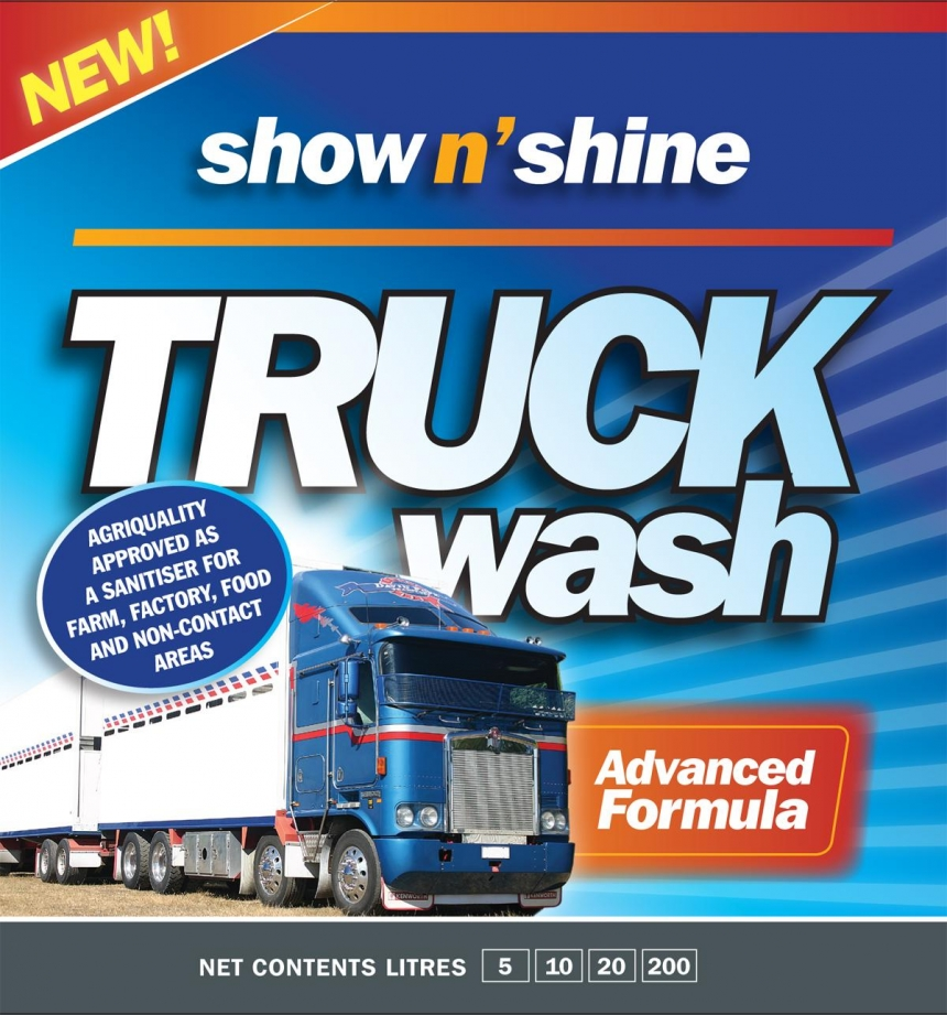 Truck Wash Concentrate