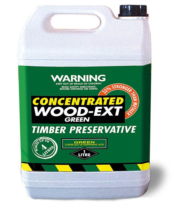 Wood Ext Green Concentrate